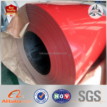 Wholesale Alibaba Galvalume Print Color Coated Steel Coil For Outdoor applications