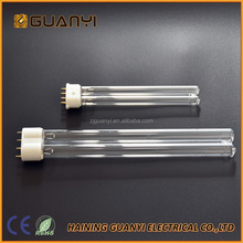 H Shape G23 GX23 2G7 2G11 Base 5W 9W 18W 24W UV tube UVC Germicidal Lamps for air purification/surface sterilization