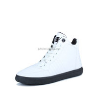 2017 spring new fashion young man high top footwear man ankle sneaker shoes ankle casual flat shoes
