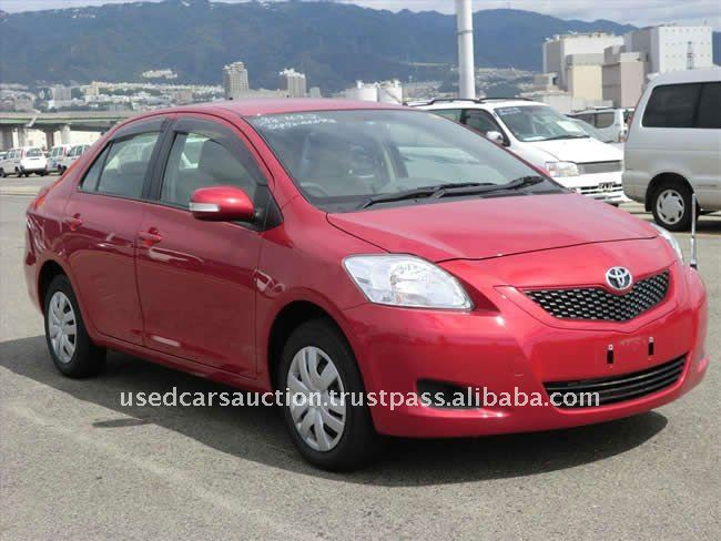 Used Japanese Car Toyota Belta 1300cc