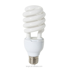 Top quality half spiral 25w CFL lamp with trade assurance