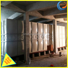 FRP fiberglass reinforcement plastic fish tank with panels assembly