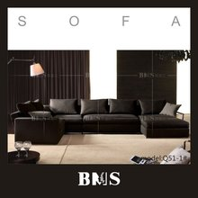 extra large & luxurious leather chesterfield sofa