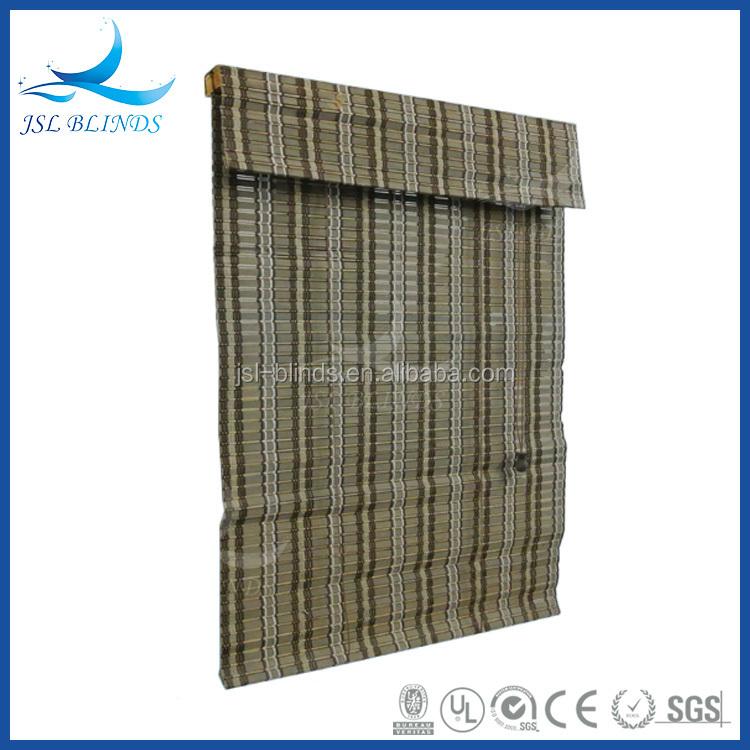 Bamb tenda personalizzata bamb esterno tende bamb tenda della porta persiane e tapparelle - Tende bambu per esterno ...