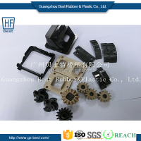 special engineering parts peek injection moulding