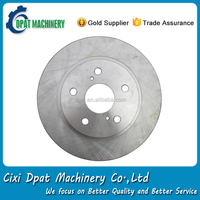 Chinese Factory brake disc rotor for 43206-4U101 with lowest price