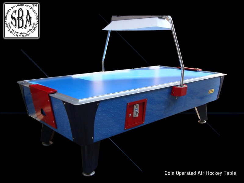 Coin Operated Air Hockey table