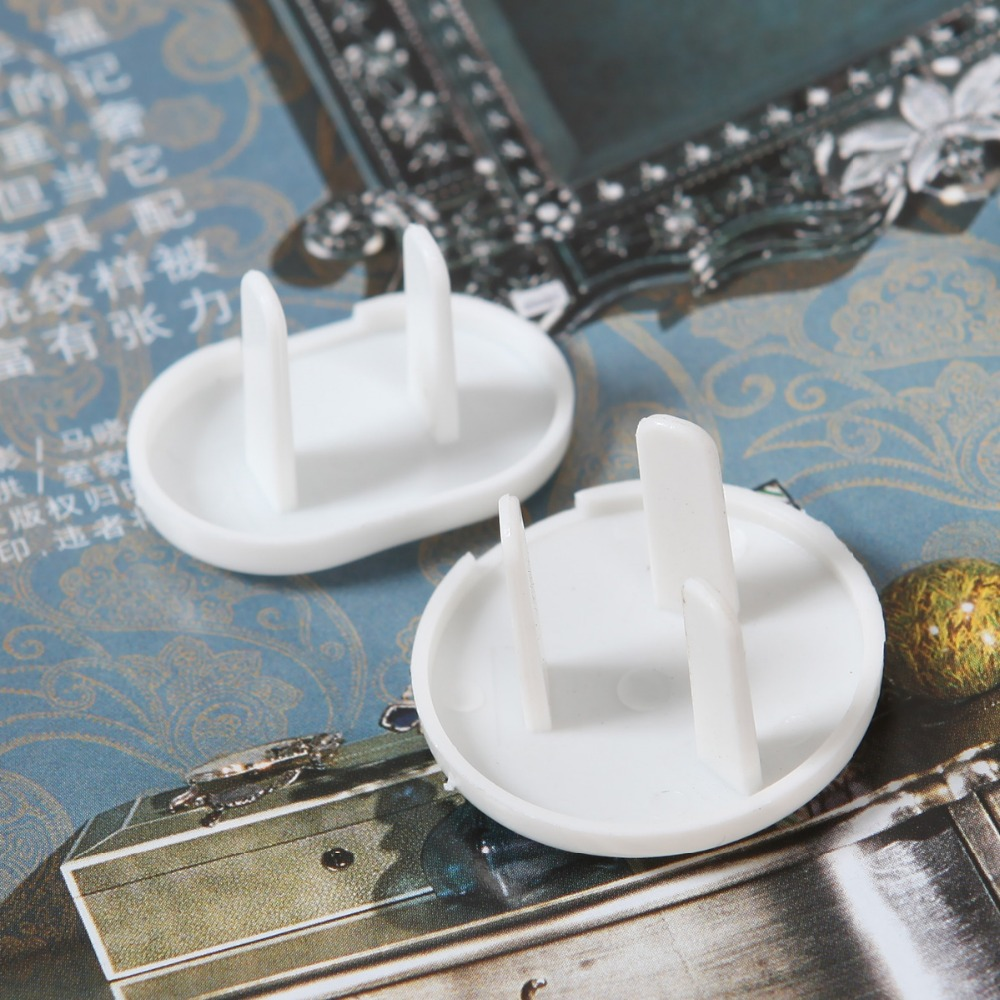 Good Quality Hot Sale ABS Material Baby Safety Electric Plug Cover Protective Baby Socket Cover