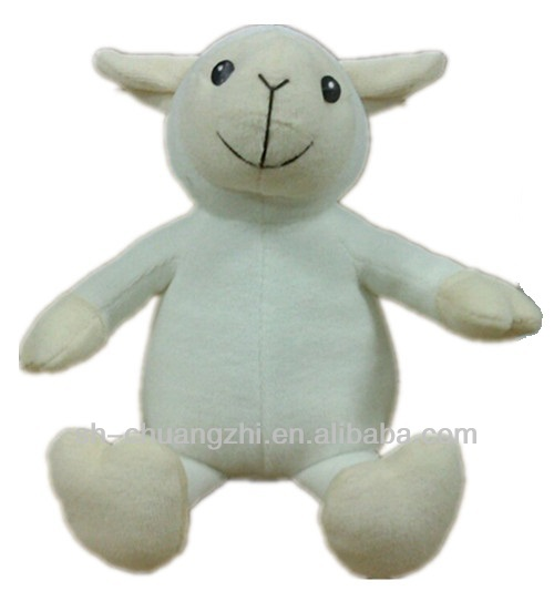 plush toy sheep stuffed plush lamb