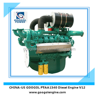Googol Small Diesel Engine 4Stroke V12 Engine Best Price