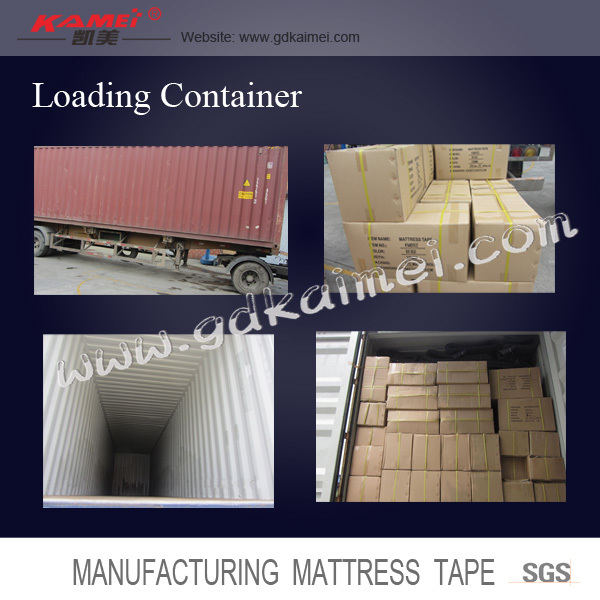 top quality mattress edge binding webbing