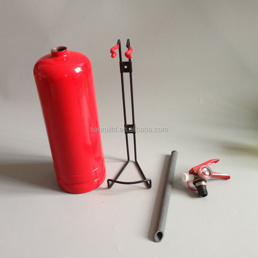 2Kg Empty Fire Extinguisher Cylinder ,With Accessories /Spare Parts