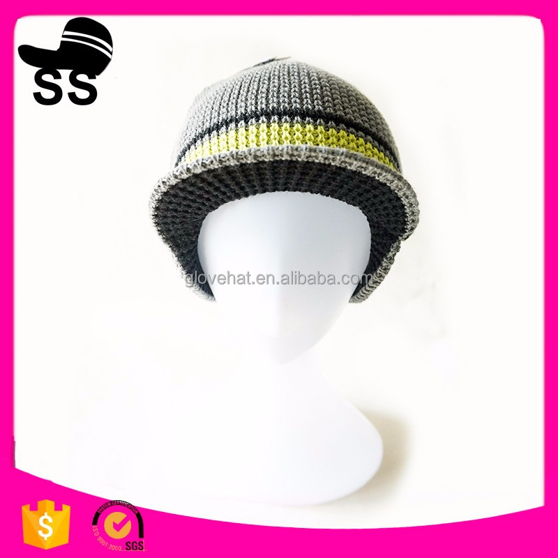2016 New Style Most popular fashion Acrylic adult knitted cap peruvian hat