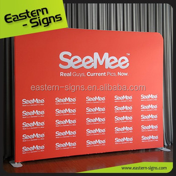 3x4 Tradeshow backdrop stand