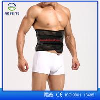 Lumbar Support Elastic Waist Support Belt For Men