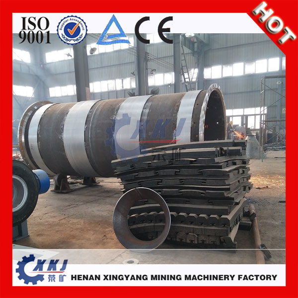 Tyre Driving Ball Mill
