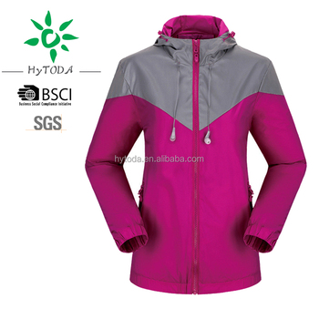 OEM service women safety running clothes