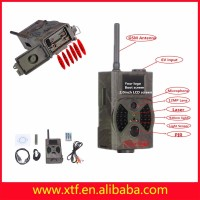 Infrared thermal 12mp digital scout guard hunting trail camera