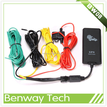 Real time online gps tracker gsm/gprs remote control ,door open detection ,acc ignition alarms