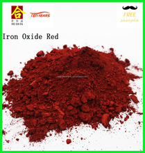 iron oxide plastic pigment red powder