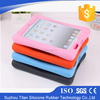 Good protective shockproof tablet silicone case for ipad
