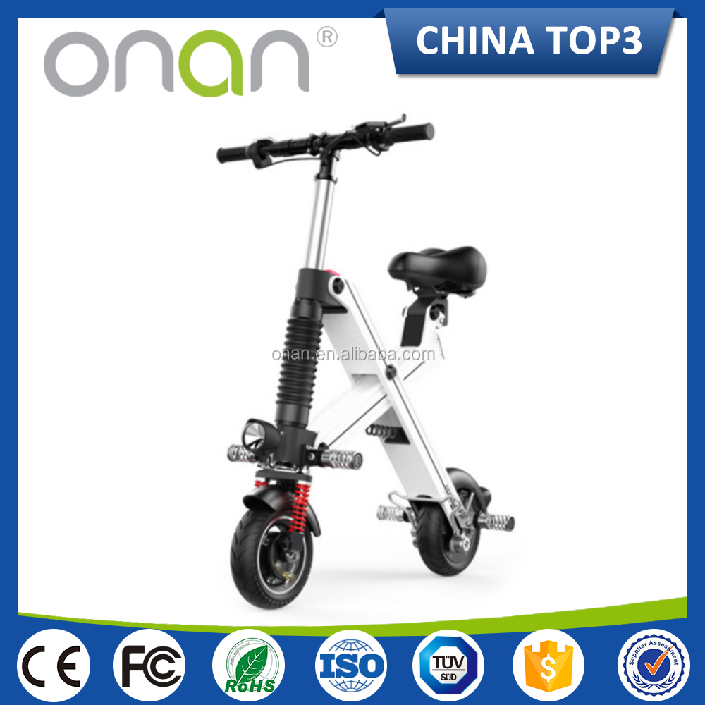 2017 latest fashion Stand Up tricycle electric scooter