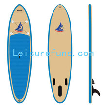 customized cheap 6'' drop stitch inflatable stand up paddle boards , exercise surfboard