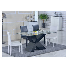 Popular dining table italian fancy living room table furniture no scratch dining table