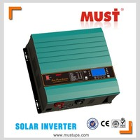 High efficiency 50hz/60hz automatic sensing rechargable power inverter