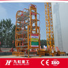 Adopt Germany Nord Motor vertical rotating car parking equipment