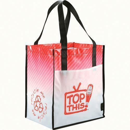 KHW top quality recycled non woven polypropylene shopping bags
