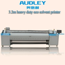 Audley 10feet 3.2m outdoor digital solvent printer