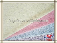 2015 China Various types of super soft feeling pretty circle printing velvet fabric