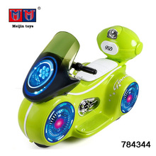 6V4AH battery 3-6 years kids electric motorcycle with music light