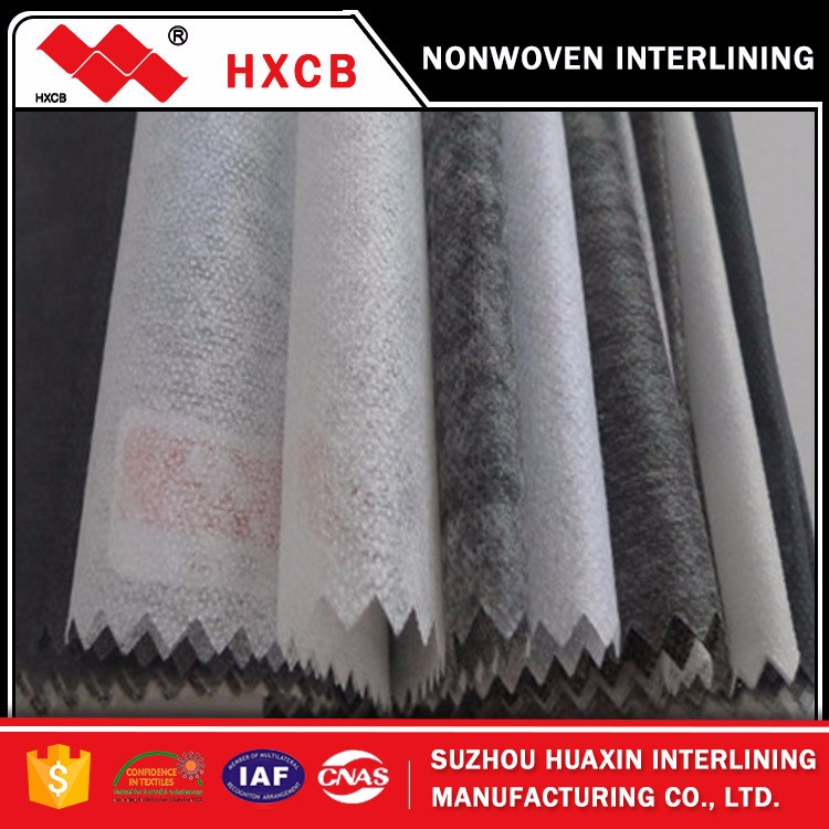 High Quality Nonwoven Interlining 8010WG Professional production in Suzhou(8010WG)
