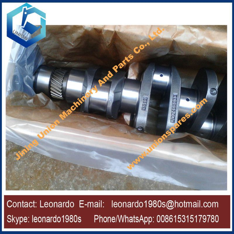 high quality crankshaft for CATERPILLAR 3516