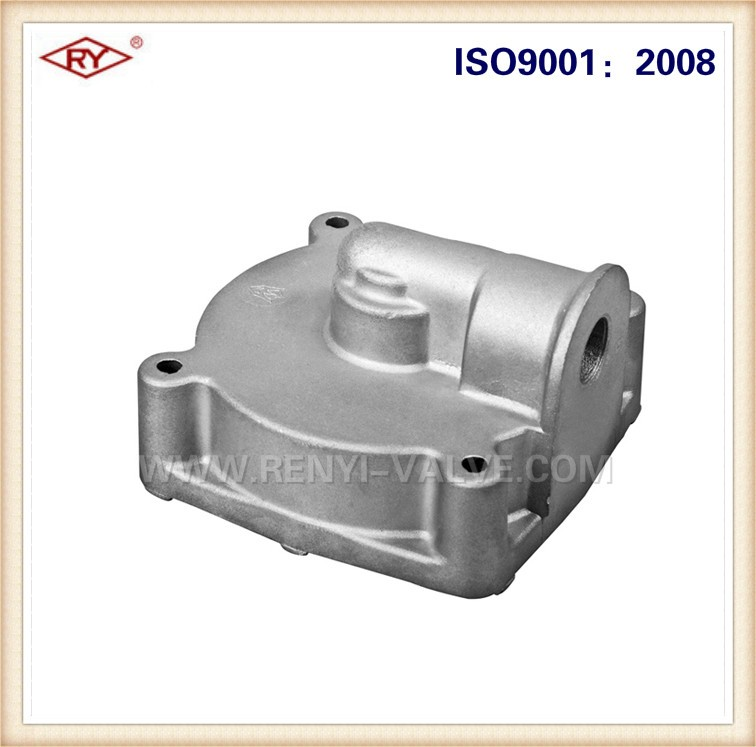 stainless steel precious cast turbo compressor housing