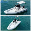 Gather Yacht high quality Best quality 18ft rigid inflatable boat rib550