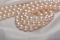 wholesale perfect round japanese akoya pearls /saltwater pearls