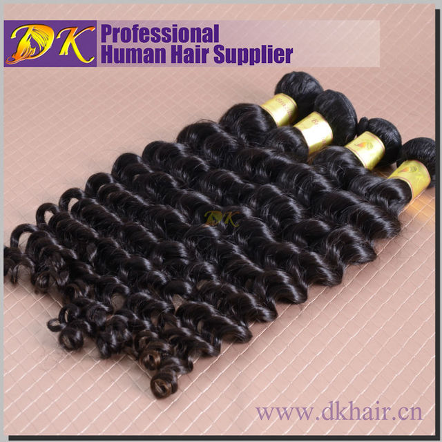 Unprocessed 6A Wholesale Real Peruvian Hair Wave Curl