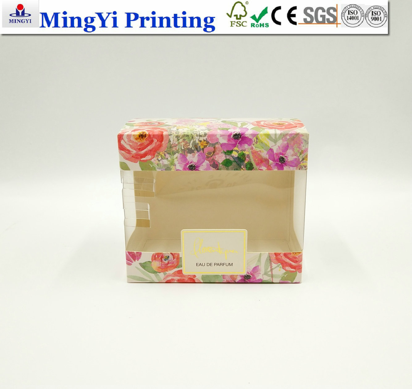 Matt Varnish 4C Paper Boxs