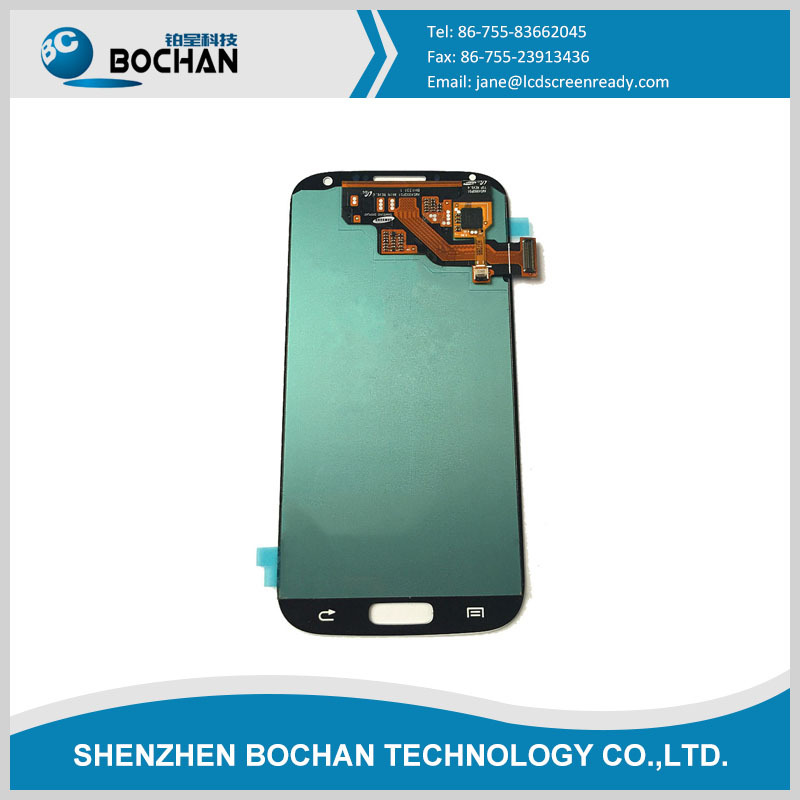 Factory wholesale fake model for samsung galaxy s4 i9500 i9505 i337 lcd display touch screen digitizer assembly replacement