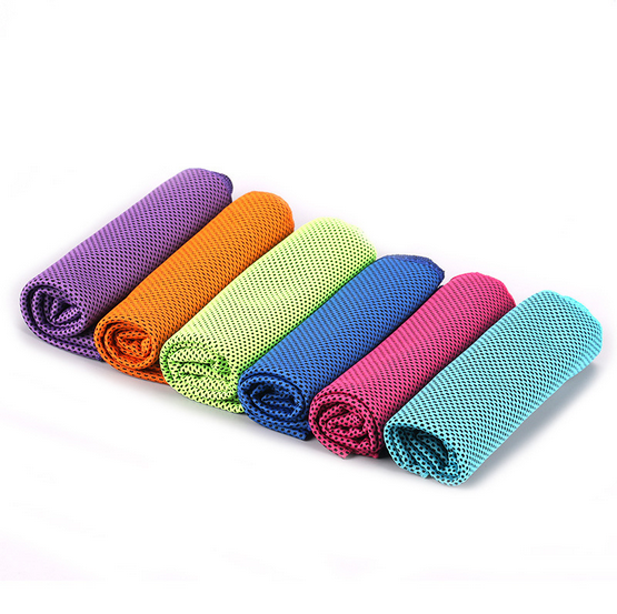 Cheap PVA Sports cooling towel for sports cooling towels Factory price