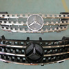 Front Grille For Mercedes Benz W164
