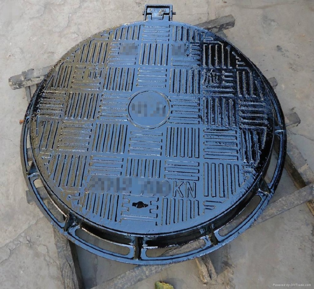 Round and Square manhole covers foundry