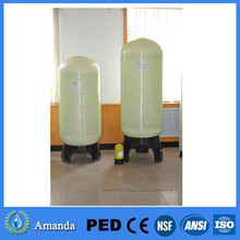 "14""~63"" inches natural composite fiberglass industrial tank for water treatment equipment"