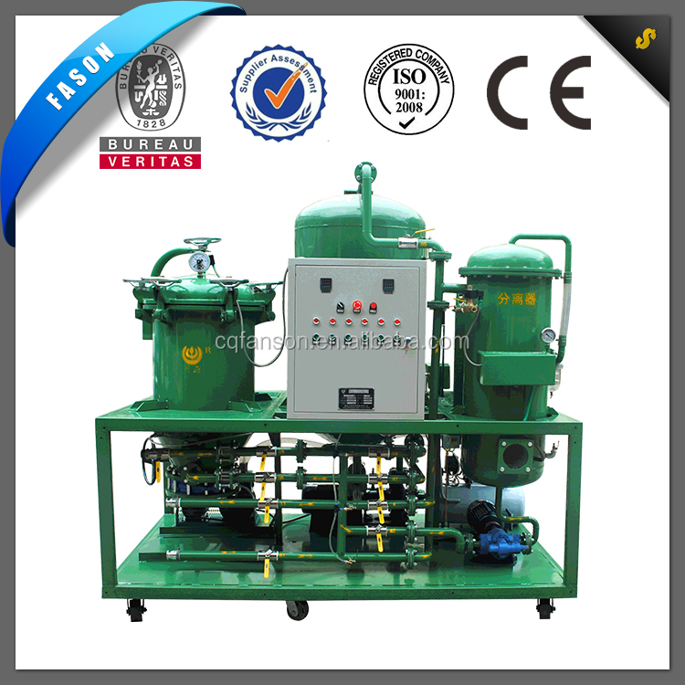 Transformer oil machinery used transformer oil regenerate purification
