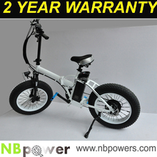 20 inch 350W fat tyre cheap Beach electric bike / electric bicycle for sale