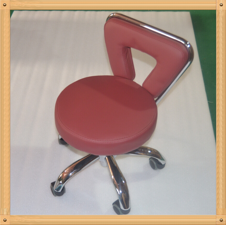 bw manufacturer china nail manicure chair beige red manicure pedicure chair stools beauty manicure chair nail salon furniture