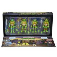 4pcs SDCC Teenage Mutant Ninja Turtles TMNT 6